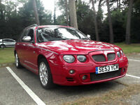 2004 MG/ MGF ZT-T 1.8 5 DOOR 5 SPEED MANUAL ESTATE RED PX SWAP