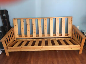 Futon frame ONLY