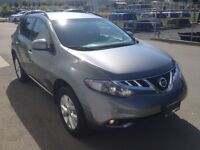 2014 Nissan Murano    - Accident Free - $155.79 b/w*