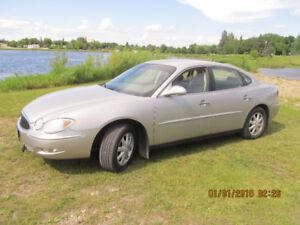 FOR SALE!!      2006 Buick Allure CX