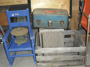 Lots of Antique and Vintage Items