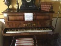 For sale upright piano