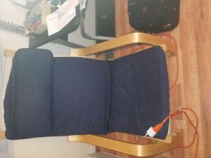 Comfortable cushion chair