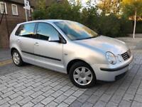 Volkswagen Polo 1.4 ( 75bhp ) 2004MY SE
