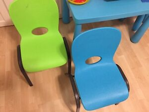 Costco preschool chairs