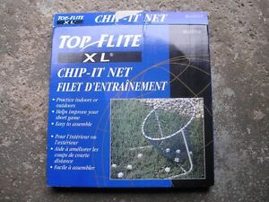 CHIP-IT NET AND GOLF BALL COLLECTOR