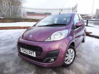 2012 Peugeot 107 1.0 12v (68bhp) Active - Road Tax is Zero - KMT Cars