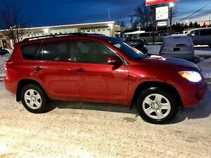Toyota RAV4 - private sale no tax - low km