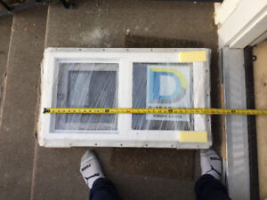 Durabuilt Window (Brand New, 30 1/2 inches by 17 1/2 inches)