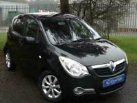 2014 Vauxhall Agila 1.2 SE AUTOMATIC 5 DOOR HATCHBACK Petrol Automatic