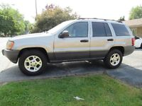 2000 JEEP GRAND CHEROKEE 4X4-IMMACULATE CONDITION INSIDE & OUT