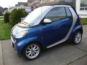 2009 Smart Fortwo Convertible For Sale or Trade