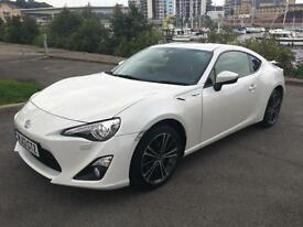2013 TOYOTA GT86 D-4S COUPE PETROL