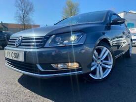 image for 2014 Volkswagen Passat 1.6 EXECUTIVE STYLE TDI BMT 4d 104 BHP Saloon Diesel Manu