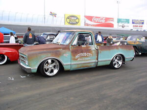 WANTED- Looking for a 67-72 Chevy truck-PROJECT