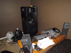 Peavey SP118X and EP2500 Amp for sale/ trade Oakville / Halton Region Toronto (GTA) image 2