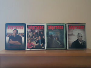The Sopranos DVD Collection