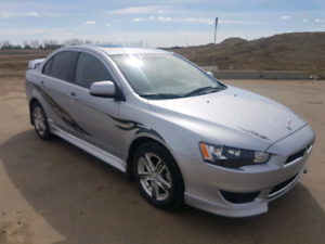 2014 Mitsubishi Lancer Limited Edition Sedan