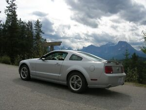 2006 Ford Mustang GT Coupe - origional owner - only 45,000 Km's