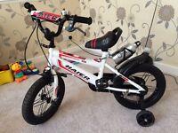 """Boys / girls , kids bike 14"""" (new)"""