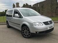 2010 Volkswagen Caddy Maxi 1.9TDI 7 Seater **Only 37,000 Miles - Full History**