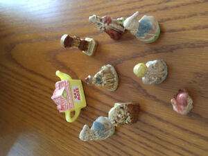 Wade Red Rose Miniatures Collectables Nursery Rhyme Characters
