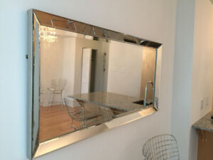 NEW LARGE WALL MIRROR