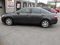 2009 TOYOTA CAMRY LE..LOADED..LOCAL TRADE-IN  A MUST SEE CAR