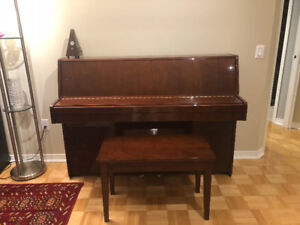 UPRIGHT KAWAI PIANO - EXCELLENT CONDITION