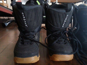 2 Pairs of Snowboarding Boots!
