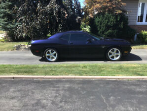 2012 challenger rt classic,
