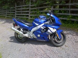 For Sale Yamaha YZF 600R
