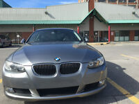 2007 BMW Beautiful Shiny Space Gray 328xi Coupe (2 door)