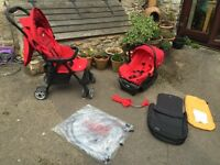 Joie Mirus travel system