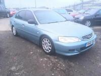 2001/Y Honda Accord 1.8i ( a/c ) ( 136ps ) VTEC S FULL MOT EXCELLENT RUNNER