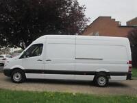 2012 12-REG Mercedes Benz Sprinter 313CDI LWB. EXTREMELY CLEAN. £179 P/MONTH