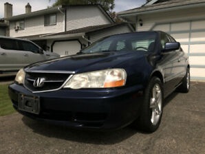2002 ACURA TL TYPE S - AUTOMATIC - GREAT CONDITION