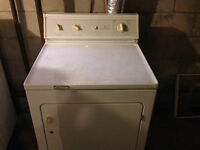 Westinghouse Dryer in working condition pick up in Mississauga (