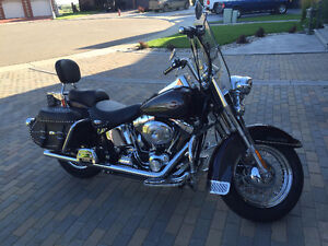 2005 HD Heritage Softail Classic