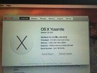 """MacBook Pro 2010 13"""" loaded"""