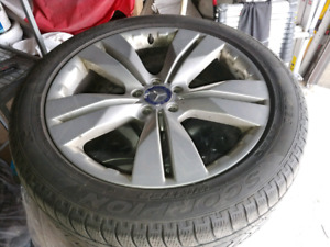 Mercedes Benz 20 inch mags