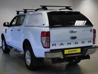 2014 Ford Ranger Pick Up Double Cab Limited 2.2 TDCi 150 4WD Diesel white Manual