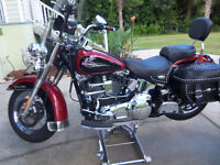Mint condition 2008 Harley Soft tail