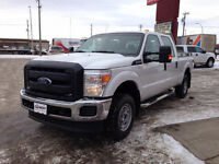 JUST IN!!! 2014 Ford F-250 XLT CREW CAB SHORT BOX