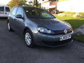 Volkswagen Golf 2.0TDI CR ( 110ps ) 2009MY S