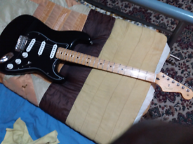 fender special edition stratocaster