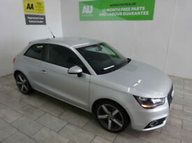 Silver Audi A1 1.6TDI Sport ***FROM £38 PER WEEK***