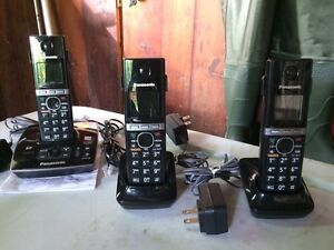 Panasonic 6.0 Cordless Phones