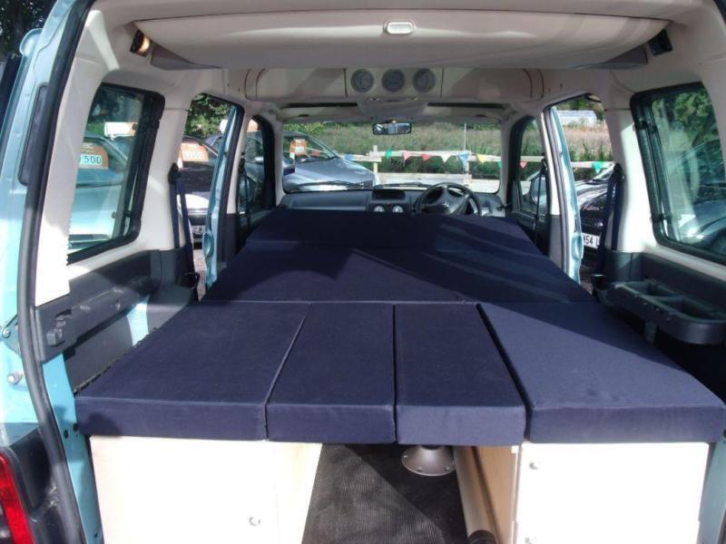 2004 citroen berlingo 16v desire 5dr campervan. Black Bedroom Furniture Sets. Home Design Ideas