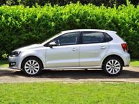 Volkswagen Polo Sel 1.6 TDi 5dr DIESEL MANUAL 2014/63